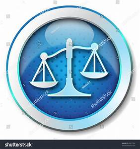 Justice Icon Stock Illustration 86817304 - Shutterstock