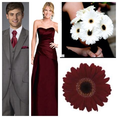 burgundy wedding ideas  pinterest maroon