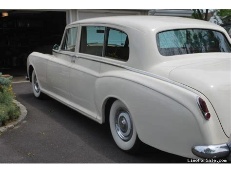 Classic Limo by Used 1961 Rolls Royce Phantom Antique Classic Limo