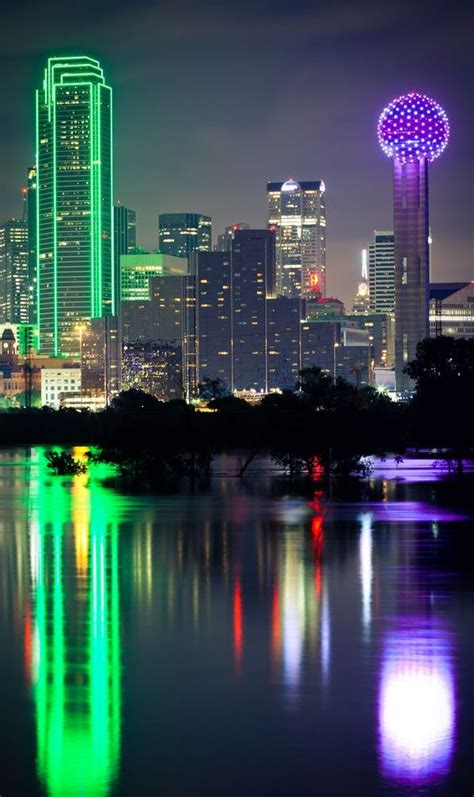 ideas  dallas skyline  pinterest dallas