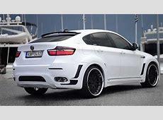 Foiltech Car Wrapping Hamann BMW X6 TycoonWhite Matte