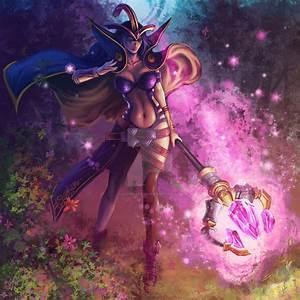 Fan art ~ League of legends : LeBlanc by yutaka11111 on ...