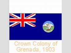Flags Grenada History OzOutback