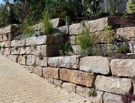 Mauer Selber Mauern by Mauer Selber Mauern Natursteinmauer Mauern So Errichten