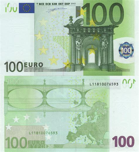 canap 100 euros banknote educational gt european union gt 100