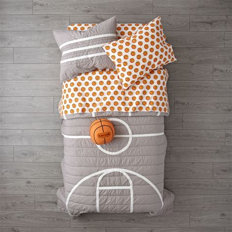 personalized bean bag chairs nod basketball bedding the land of nod