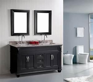 salle de bain retro 50 idees deco interessantes et With meuble de salle de bain style retro