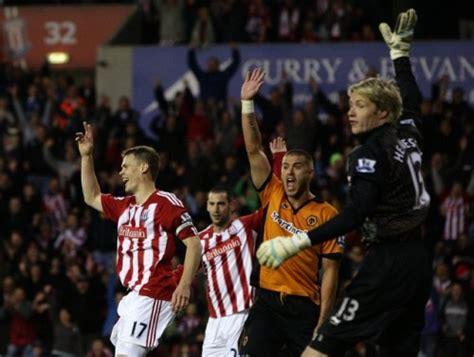 Soccer – Barclays Premier League – Stoke City v ...