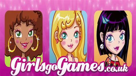 Games For Girls Newhairstylesformen2014com
