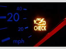 Engine Management Light Most Common Reasons It