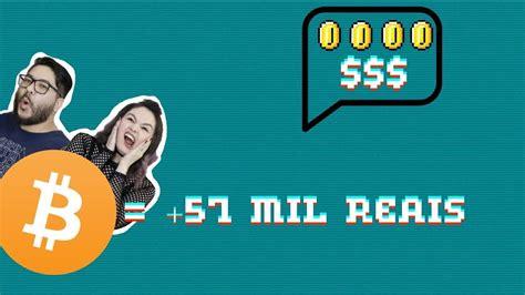 .10 reais bitcoins bitcoin é muito mais difícil manter o investir 50 reais bitcoin capital do que investir bitcoin 50 reais. BitCoin por mais de R$ 57.000,00 (cinquenta e sete mil reais)! Amadores - YouTube | Cinquenta ...
