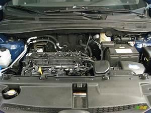2011 Hyundai Tucson Gl 2 0 Liter Dohc 16