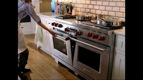 Wolf Appliance Tv Commercial For Kitchen Appliances  Ispottv
