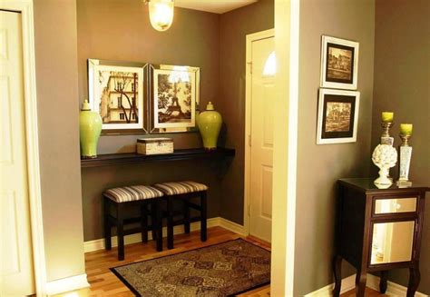 Entryway Table Ideas Bench