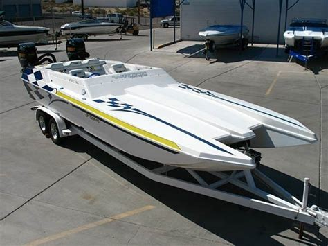 Warlock Performance Boats by 2000 Warlock 25 Sxt Cat Lake Havasu City Az For Sale 86403