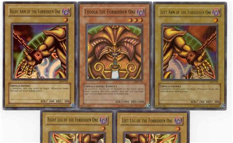 deck exodia make your yu gi oh deck