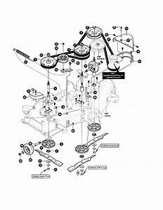 Jack Shaft Housing Diagram  U0026 Parts List For Model 50562x89