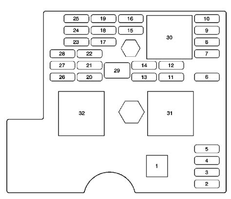 2009 chevrolet cobalt fuse box diagrams ricks free auto