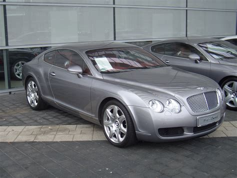 Bentley Continental Photo by 2003 Bentley Continental Photos Informations Articles