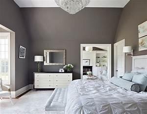 Farben Für Wände Ideen : wandfarben im schlafzimmer 105 ideen f r erholsame n chte ~ Markanthonyermac.com Haus und Dekorationen