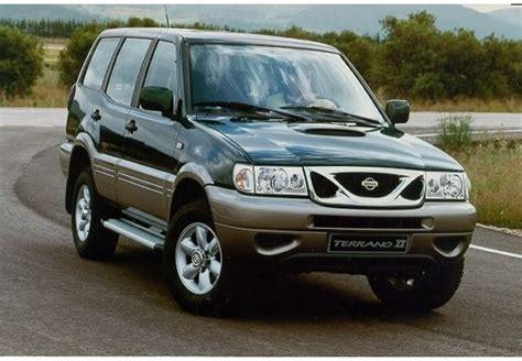 nissan terrano 2002 fiche technique nissan terrano 2 7 tdi luxe 5 portes d