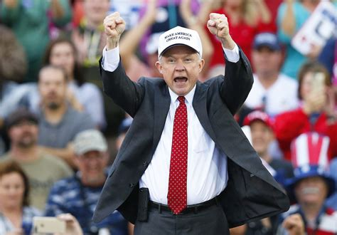 Jeff Sessions is no civil rights hero - Chicago Tribune