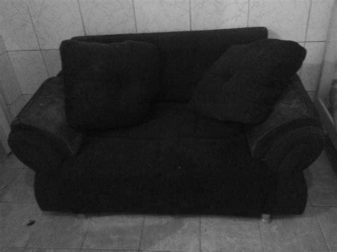 sofa usado de dois lugares sof 225 2 lugares de tecido usado m 243 veis iputinga recife