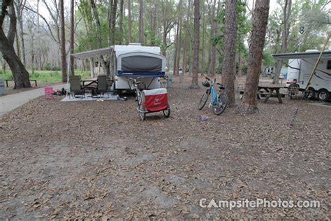 Highland Hammock Cground by Highlands Hammock Csite Photos And Cground Information