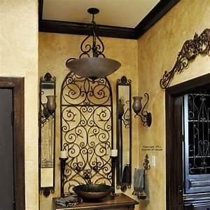Best iron wall decor ideas on family room