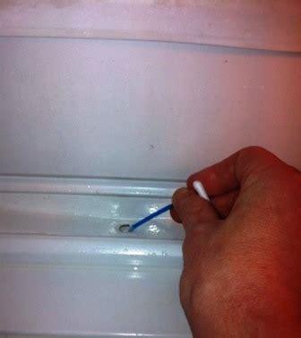 Refrigerator Freezer Leaking Water Inside