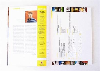 Redesign Magazine Behance