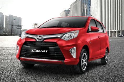 Gambar Mobil Toyota Calya by Harga Toyota Calya Spesifikasi Gambar Review January