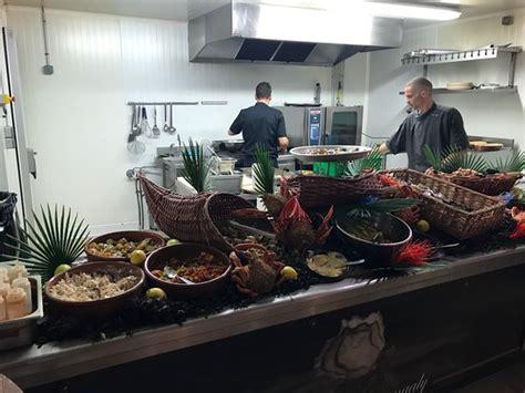 cuisine malo restaurant la cabane dans malo avec cuisine fruits