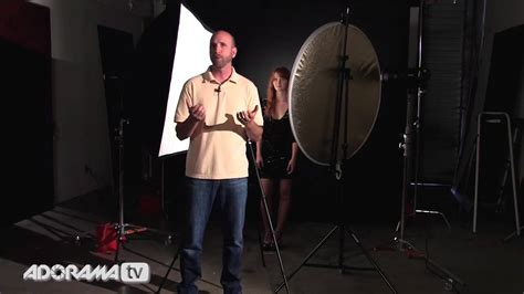 continuous lighting vs strobe using continuous lights ep 105 exploring photography with