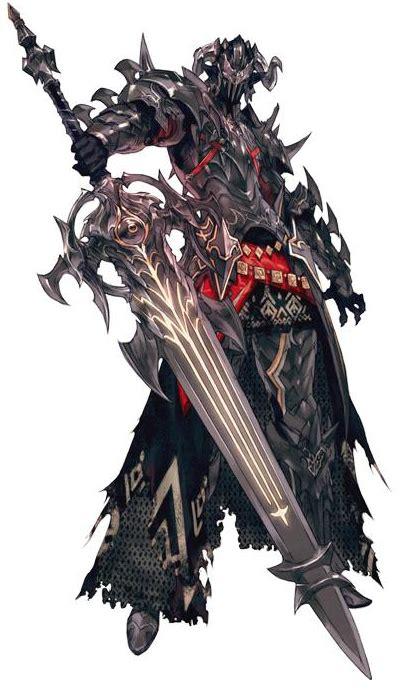 dark knight  final fantasy wiki  years