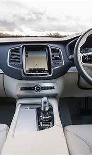 Volvo XC90 Recharge T8 hybrid interior & comfort ...
