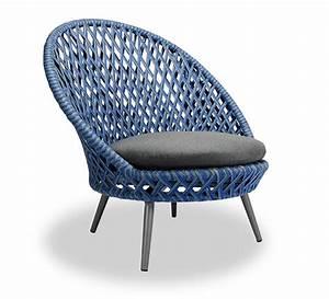 Fauteuil Salon De Jardin : fauteuil de jardin panama tress bleu 429 salon d 39 t ~ Teatrodelosmanantiales.com Idées de Décoration