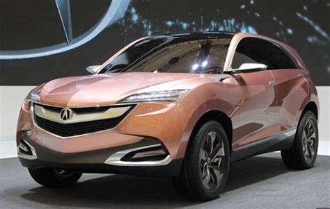 2019 Acura Rdx Redesign Interior And Release Date Acura