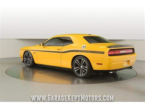 2012 Dodge Challenger Srt8 392 Yellow Jacket For Sale