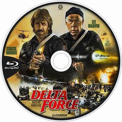 Delta Force Fanart Tv Movies Disc Spanish