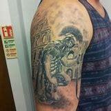 Roman Legion Tattoo | 220 x 220 jpeg 9kB