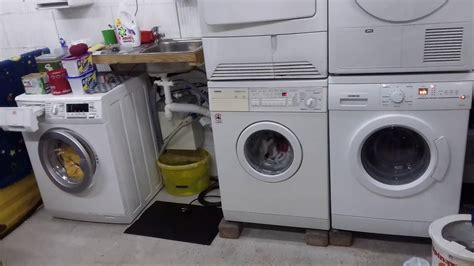 Neue Waschmaschine+trockner