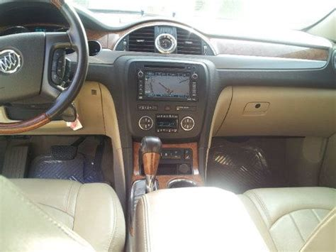 Purchase Used 2009 Buick Enclave Cxl, Awd, Dvd, Nav, 8