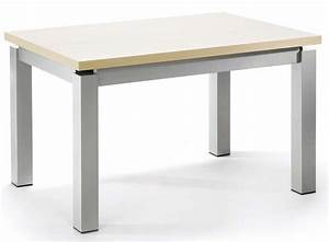 Tischplatte 140 X 80 : hochwertiger esstisch x cite dining 120 kratzfeste kunststoffbeschichtete tischplatte ahorn ~ Bigdaddyawards.com Haus und Dekorationen