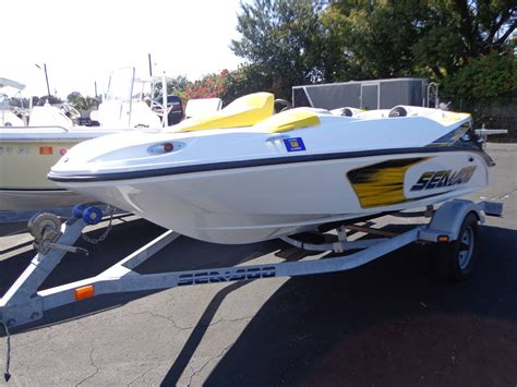 Sea Doo Boats by Sea Doo Speedster 150 Boats For Sale Boats