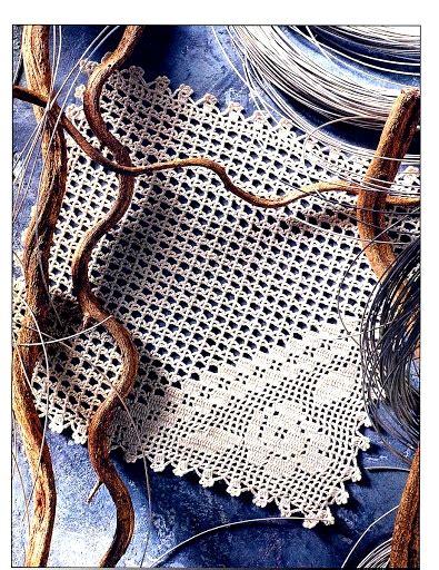 Piastrelle Crochet by Uncinetto E Crochet Piastrella Artistica A Crochet