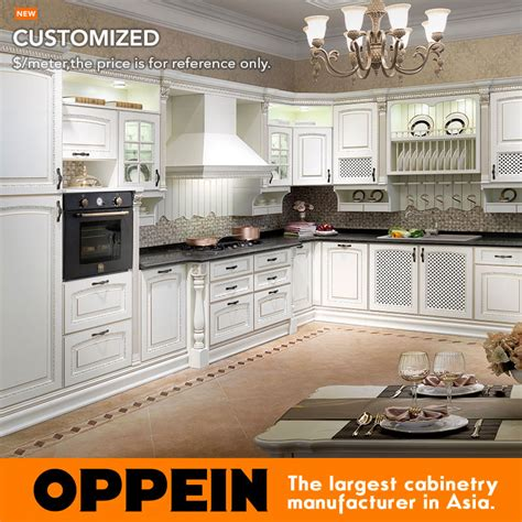 wooden kitchen cabinets מוצר 2016 new design classic solid wood kitchen cabinet 1633