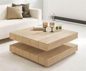 Wohnzimmertisch modern deko ideen for Tisch wohnzimmer