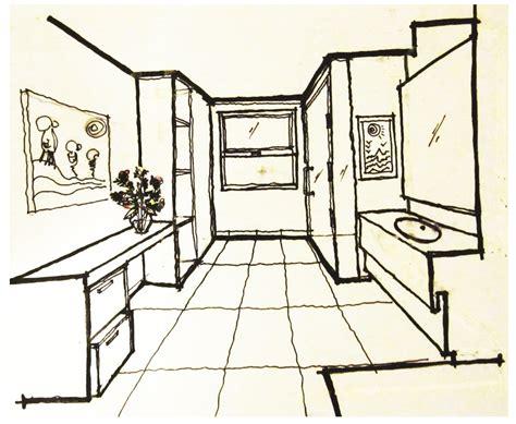 Easy Interior Design Sketches Lostarkco