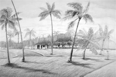 byuh drawing landscape drawing semi final
